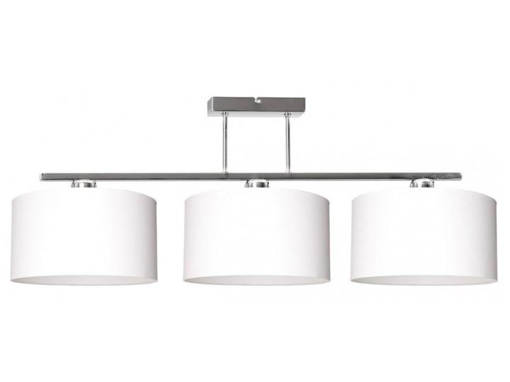 Nowoczesna Lampa z Abażurami Chrom Sufitowa Styl Nowoczesny Lampa z kloszem Lampa z abażurem Metal Funkcje Brak dodatkowych funkcji