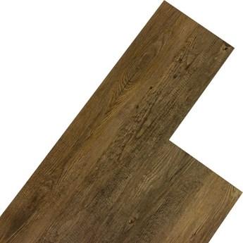 Podłoga winylowa STILISTA 5,07 m2 - sosna górska brązowa