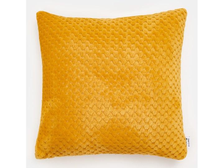 Sinsay - Poduszka dekoracyjna - Żółty 40x40 cm Kategoria Poduszki i poszewki dekoracyjne