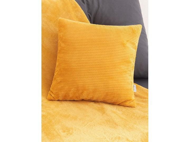 Sinsay - Poduszka dekoracyjna - Żółty Pomieszczenie Salon 40x40 cm Kolor Pomarańczowy