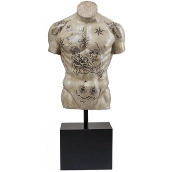 Dekoracja stojąca Torso Tattoo 63x125 cm