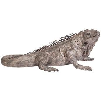 Dekoracja stojąca Iguana 135x52 cm