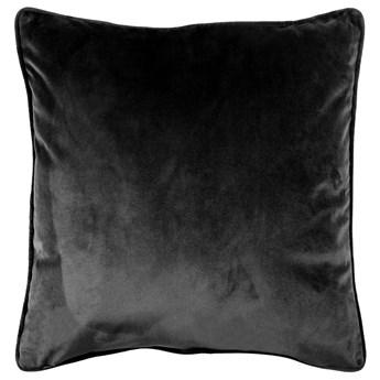 SELSEY Poduszka Cryn 45x45 cm czarna