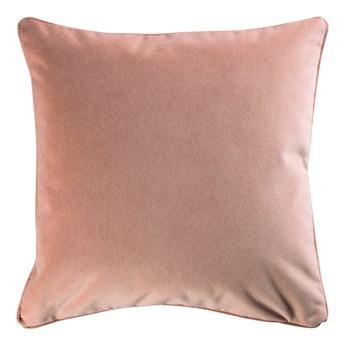SELSEY Poduszka dekoracyjna Azarath w tkaninie PET FRIENDLY 45x45 cm różowa pastelowa