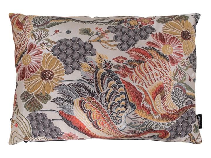 SELSEY Poduszka dekoracyjna Jeriese 60x45 cm Bawełna Poszewka dekoracyjna Poliester 45x60 cm Pomieszczenie Salon