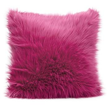SELSEY Poszewka na poduszkę Anthonie 55x55 cm z długim włosiem