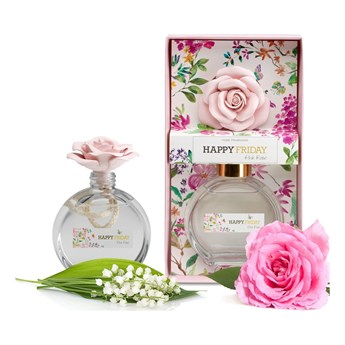 Dyfuzor o zapachu róż HF Living, 190 ml