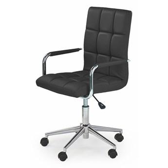 SELSEY Fotel biurowy Gradin czarny