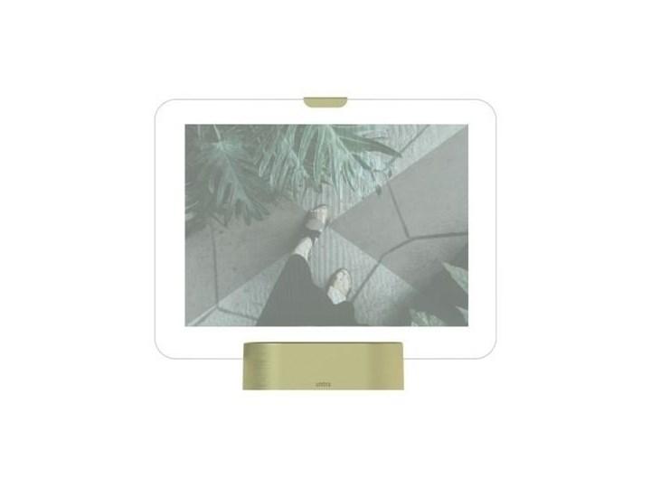 UMBRA ramka na zdjęcia GLO 5X7 MOSIĄDZ Pomieszczenie Sypialnia Metal Pomieszczenie Salon