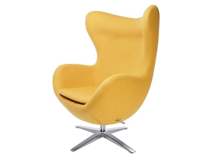 żółte fotele