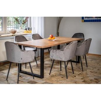 Stół do jadalni rozkładany FIORD 160/260x90 Dąb