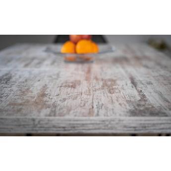 Stół do jadalni rozkładany FIORD 160/260x90 Sosna bielona