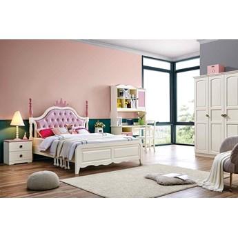 Łóżko dla dziewczynki Victoria 881 120x200 cm