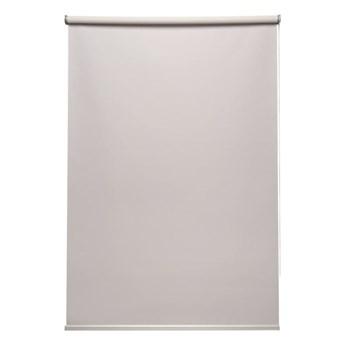 Roleta zaciemniająca Belem 43 x 160 cm jasnoszara Inspire