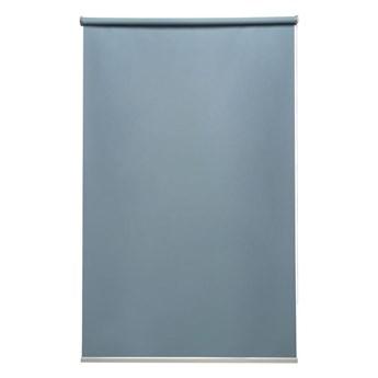 Roleta zaciemniająca Belem 37 x 160 cm niebieska Inspire