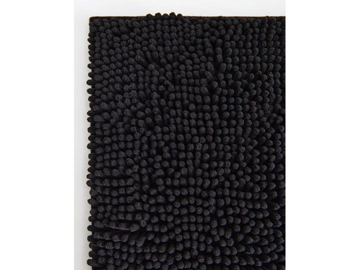 Sinsay - Dywanik łazienkowy - Czarny 40x60 cm Kategoria Dywaniki łazienkowe