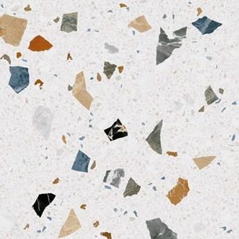 Gres szkliwiony hiszpański Arcana Ceramica Stracciatella Nacar 60x60