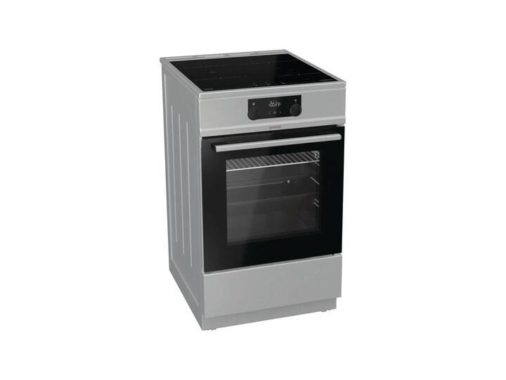 Kuchnia GORENJE MEKIS510I Rodzaj płyty grzewczej Indukcyjna Szerokość 50 cm Kategoria Kuchenki elektryczne