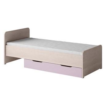 TN14 łóżko 90x200 TENUS santana / wrzos