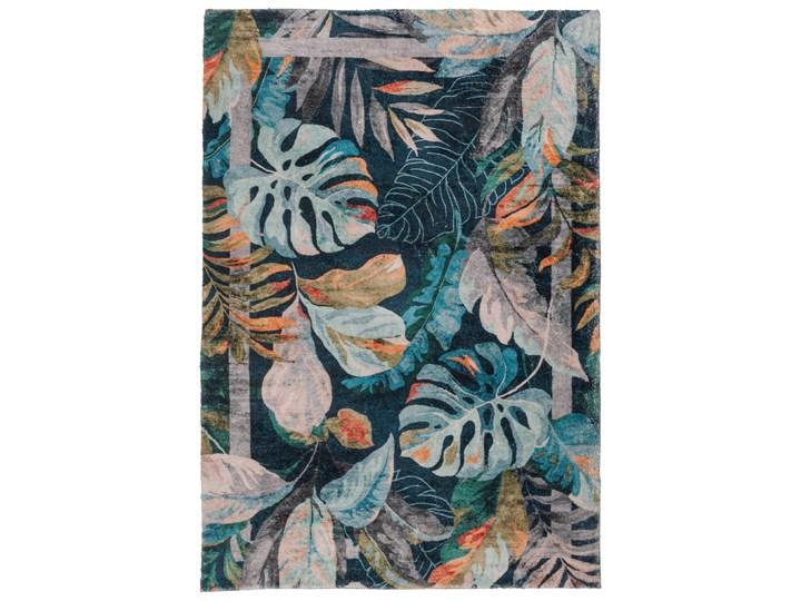 Dywan Stilo Liście Tropical Ciemny 80 x 150 cm Dywany 80x150 cm Pomieszczenie Pokój przedszkolaka
