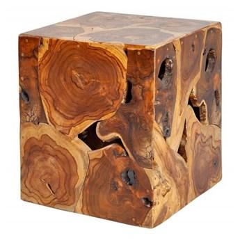 Stolik kawowy drewniany do salonu - Lisara 3X