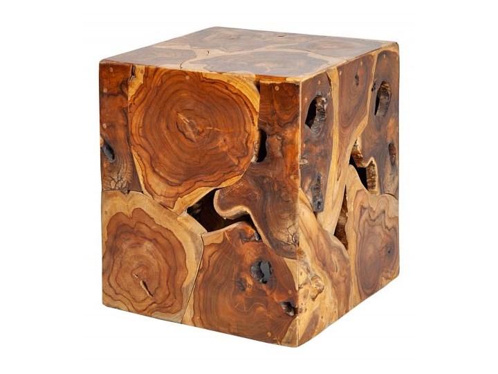 Stolik kawowy drewniany do salonu - Lisara 3X Drewno Płyta meblowa Wysokość 40 cm Zestaw stolików Wysokość 45 cm Styl Nowoczesny