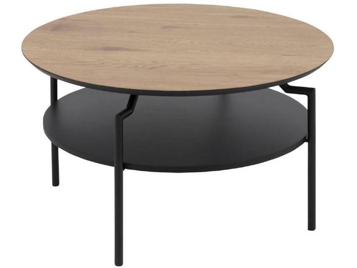 Actona Meblobranie Goldington stolik kawowy z drewnianym blatem