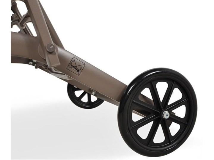 Meblobranie Beżowy leżak ogrodowy do opalania Majorka Leżanki Aluminium Kategoria Leżaki ogrodowe