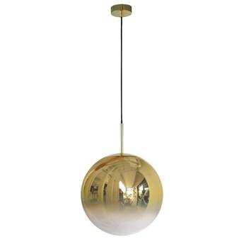 Lampa wisząca złota kula Palla