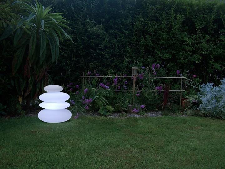 Lampa dekoracyjna do ogrodu Balans na baterię Kategoria Lampy ogrodowe