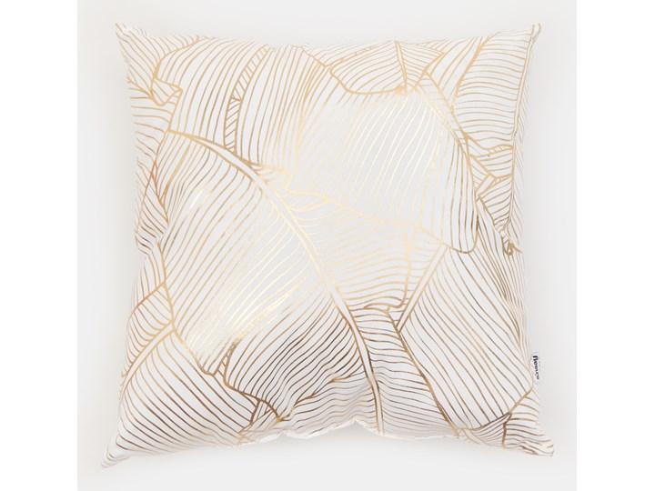 Sinsay - Poduszka dekoracyjna - Kremowy 45x45 cm Kolor Beżowy