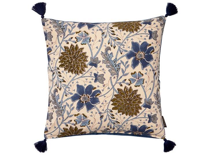Bungalow - Poszewka na poduszkę Sitapur Bawełna 50x50 cm Poszewka dekoracyjna Kategoria Poduszki i poszewki dekoracyjne