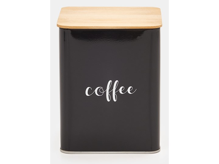 Sinsay - Pojemnik na kawę - Czarny Typ Pojemniki