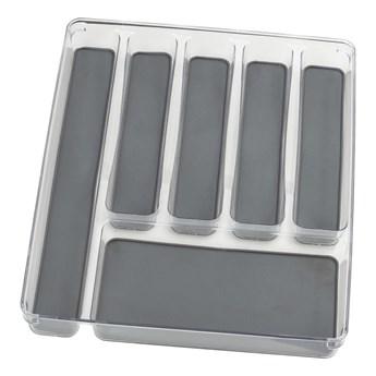 Wkład na sztućce do szuflady Wenko Cutlery Tray 6 Compartments