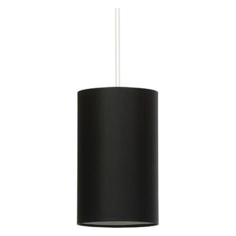 Sollux SL.0742 - Żyrandol na lince OTTO 1xE27/60W/230V śr. 15 cm czarny