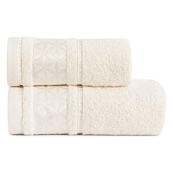 PAOLA Ręcznik, 70x140cm, kolor 004 kremowy PAOLA0/RB0/004/070140/1