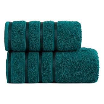 WINTER Ręcznik, 70x140cm, kolor 001 ciemny turkusowy  petrol WINTER/RB0/001/070140/1