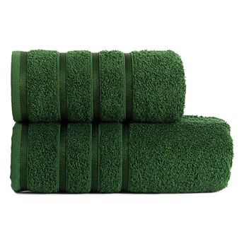WINTER Ręcznik, 70x140cm, kolor 002 ciemny zielony  butelkowy WINTER/RB0/002/070140/1