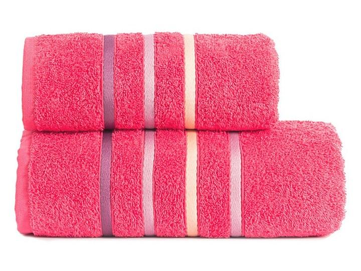 DOLCE Ręcznik, 70x140cm, kolor 937 różowy DOLCE0/RB0/937/070140/1 Frotte Bawełna 70x140 cm Kategoria Ręczniki
