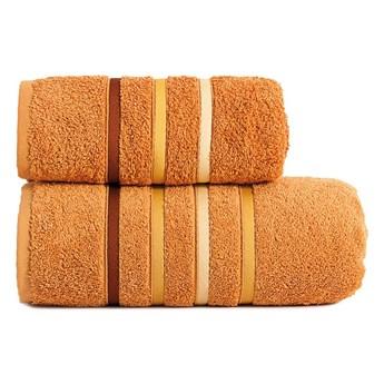 DOLCE Ręcznik, 70x140cm, kolor 860 pomarańczowy DOLCE0/RB0/860/070140/1