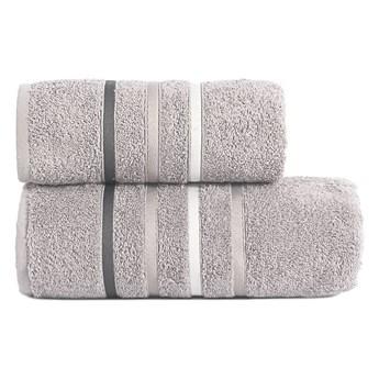 DOLCE Ręcznik, 70x140cm, kolor 622 szary DOLCE0/RB0/622/070140/1