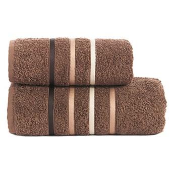 DOLCE Ręcznik, 70x140cm, kolor 082 brązowy DOLCE0/RB0/082/070140/1