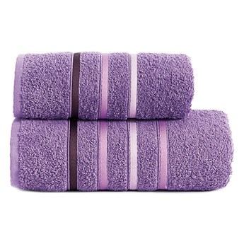 DOLCE Ręcznik, 70x140cm, kolor 736 fioletowy DOLCE0/RB0/736/070140/1