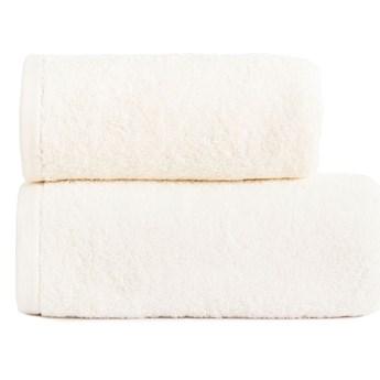 EMILIO Ręcznik gładki, 70x140cm, kolor 001 kremowy EMILIO/RB0/001/070140/1
