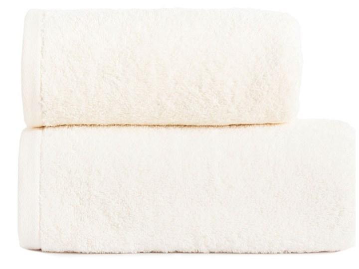 EMILIO Ręcznik gładki, 70x140cm, kolor 001 kremowy EMILIO/RB0/001/070140/1 70x140 cm Bawełna Kolor Beżowy