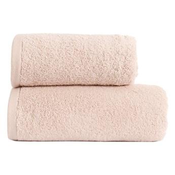 EMILIO Ręcznik gładki, 70x140cm, kolor 002 jasny beżowy EMILIO/RB0/002/070140/1