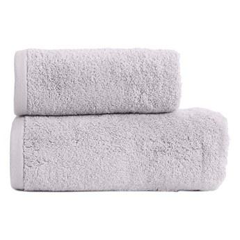 EMILIO Ręcznik gładki, 70x140cm, kolor 005 jasny szary EMILIO/RB0/005/070140/1