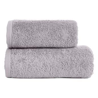 EMILIO Ręcznik gładki, 70x140cm, kolor 006 ciemny szary EMILIO/RB0/006/070140/1