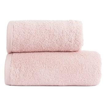 EMILIO Ręcznik gładki, 70x140cm, kolor 007 jasny różowy EMILIO/RB0/007/070140/1