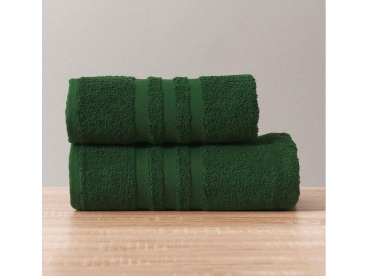 MODERN Ręcznik, 70x140cm, kolor 002 ciemno zielony butelkowy MODERN/RB0/002/070140/1